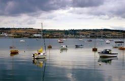 Porto 1 degli Skerries Fotografie Stock
