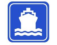 Porto illustrazione vettoriale