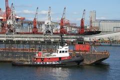 Porto Immagine Stock Libera da Diritti