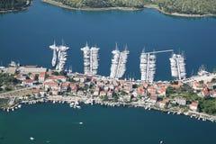 Porto Fotografia de Stock