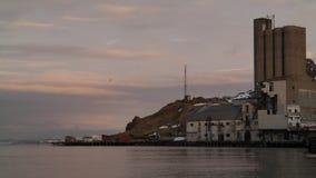 Porto abandonado Foto de Stock Royalty Free