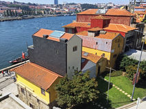 Porto from above Royalty Free Stock Photography