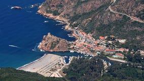 Porto , Corsica Stock Image