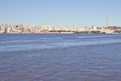Porto Alegre Port - Rio Grande do Sul - le Brésil Photos stock