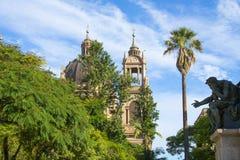 Porto Alegre, Río Grande del Sur, el Brasil: Catedral metropolitana de nuestra señora Mother de dios fotografía de archivo