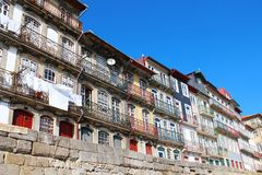 Porto-alte Stadt, Portugal Lizenzfreie Stockfotografie