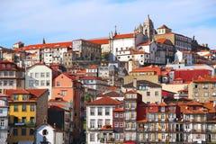 Porto-alte Stadt, Portugal Lizenzfreies Stockfoto