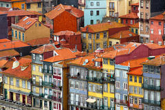 Porto-alte Stadt, Portugal Stockfoto