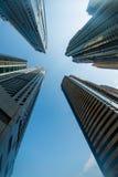 Porto alto de Dubai Fotografia de Stock Royalty Free