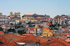 Porto architecture Royalty Free Stock Image