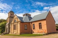 Porto Arthur Tasmania: O asilo fotos de stock royalty free