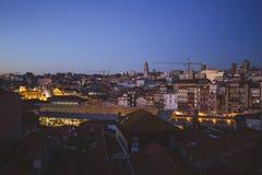 Porto au Portugal Images libres de droits