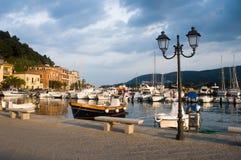 Porto Azzurro Imagenes de archivo