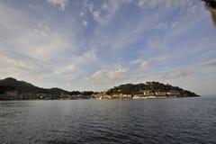 Porto Azzurro stockfotos