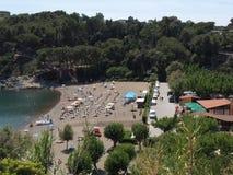 Porto Azzurro - Elba Island stockfoto