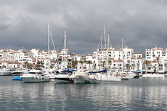 Porto Banus Royalty Free Stock Images