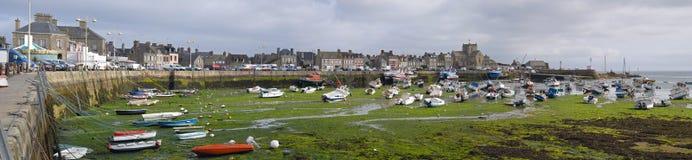 Porto bretone fotografia stock libera da diritti