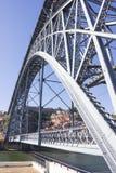Porto bridge Stock Images