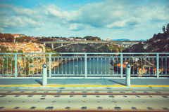 Porto Bridges Stock Images
