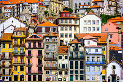 Porto Buildings Royalty Free Stock Photo