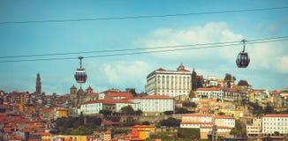 Porto Cable Railway Stock Photos