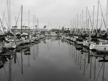 Porto calmo Foto de Stock Royalty Free