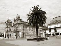 Porto Carmelitas Church Royalty Free Stock Photos
