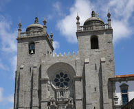 Porto Cathedral Royalty Free Stock Image