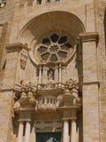 Porto Cathedral Detail Stock Photo
