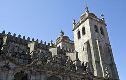 Porto Cathedral Royalty Free Stock Photos