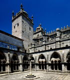 Porto Cathedral Royalty Free Stock Photos