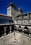 Porto Cathedral Royalty Free Stock Photography