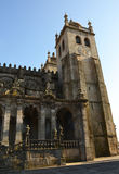 Porto Cathedral in Porto Stock Image