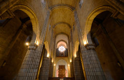 Porto Cathedral, Porto, Portugal Royalty Free Stock Photography