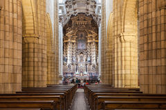The Porto Cathedral Stock Photography