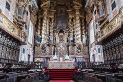 The Porto Cathedral Stock Photo