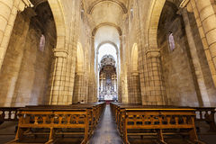 The Porto Cathedral Royalty Free Stock Photo