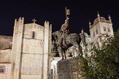 The Porto Cathedral Stock Photos