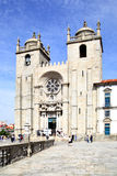 Porto Cathedral Stock Images