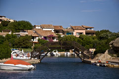 Porto Cervo Stock Photo
