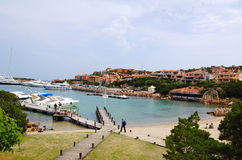 Porto Cervo Royalty Free Stock Image