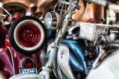 Piaggio Vespa  vintage Royalty Free Stock Photography