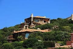 Porto Cervo Royalty Free Stock Photos