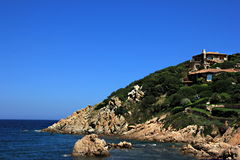 Porto Cervo. North Sardinia.  Italy Royalty Free Stock Images