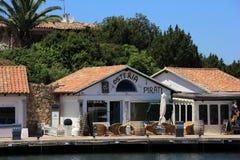 Porto Cervo Stock Image