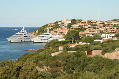 Porto Cervo, Sardina Royalty Free Stock Images