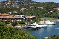 Porto Cervo, Sardinia Royalty Free Stock Photos