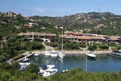 Porto Cervo, Sardinia Stock Photo