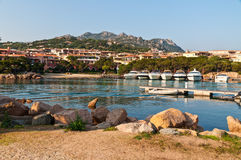 Porto Cervo, Sardinia Royalty Free Stock Images