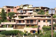 Porto Cervo - Sardinige Royalty-vrije Stock Afbeeldingen